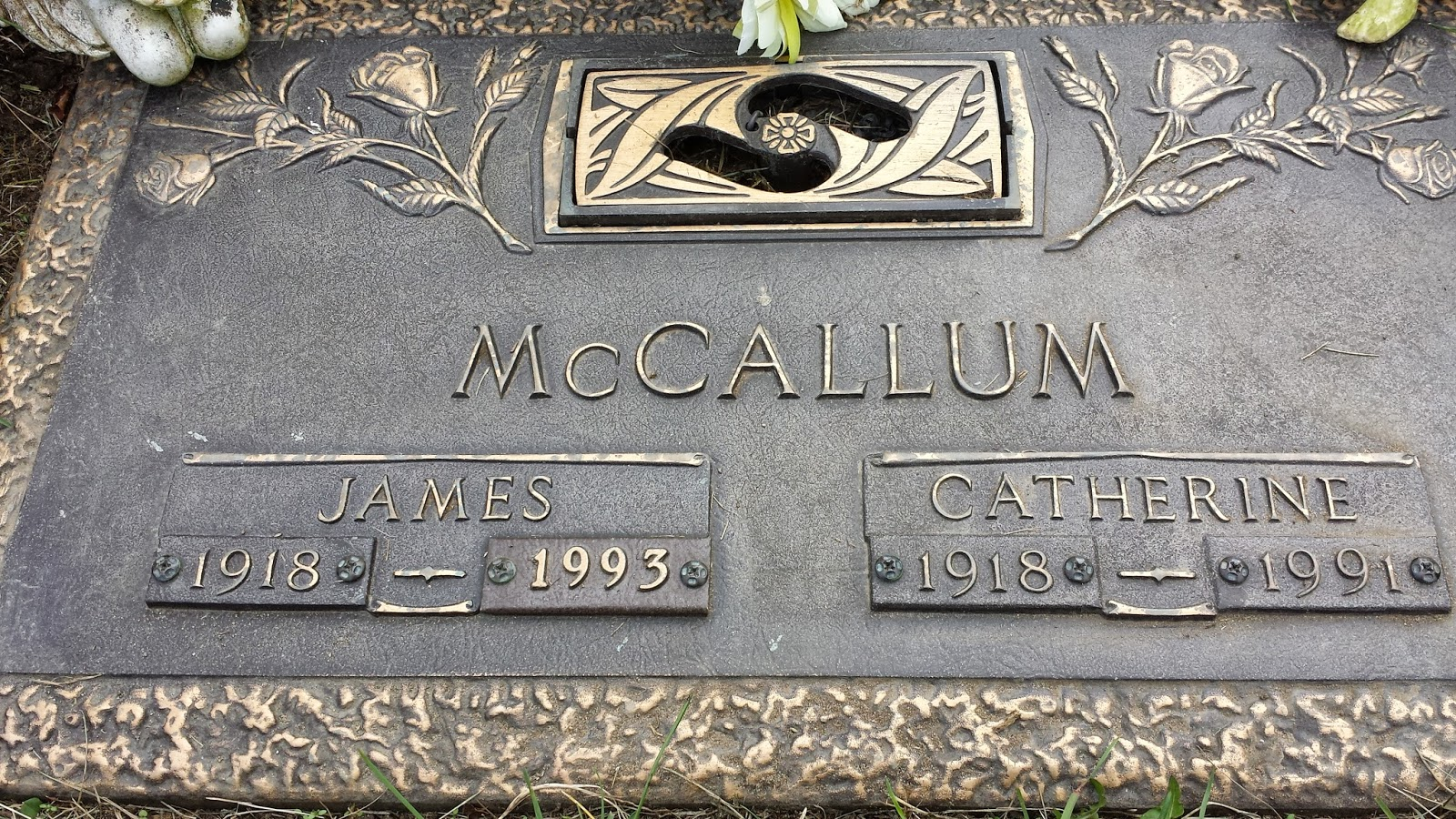 Catherine and James McCallum